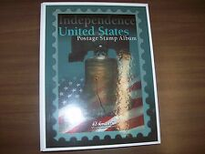 Harris Independence Stamp Album for United States Stamps, 2007, NEW!!!
