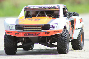 Traxxas 85086-4 Unlimited Desert Racer Udr Light Set Orange Fox 1:7 4WD New Ob