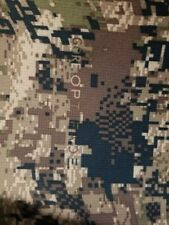 Optifade Gore  Ground Forest Camo Fabric By Polartec buy by the yard 1 ABB
