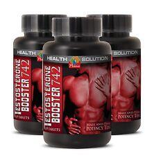 Female Enhancers - Pro Testosterone-boosting Formula 742 (3 Bottles)