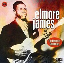 Elmore James - Essential Recordings [New CD] UK - Import