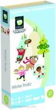 NEW! Cricut Winter Frolic cartridge!!  Retired/ HTF!  Favorite!  Free shipping!