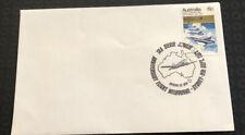Australian Fdc 1971 Taa Silver Jubilee Anniversary Flight Melbourne-Sydney