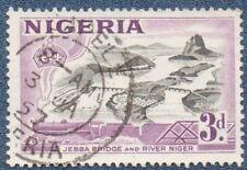 NIGERIA  SG 73  (B427) Good  Used with 'SAPELE' cds