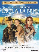 Alla Ricerca Dell'Isola Di Nim (2008) 2-DVD Edizione Speciale - DigiPack