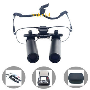 8X 420mm Dental Medical Loupe Dentist Binocular Surgical Magnifying Glass DM800