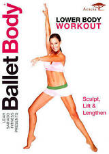 BALLET BODY: LOWER BODY WORKOUT, Excellent DVDs