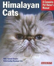 Himalayan Cats (Barron's Complete Pet Owner's Manuals)-ExLibrary