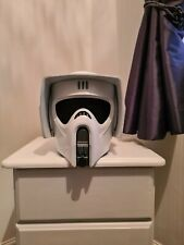 Star Wars Custom Made Scout Trooper (Biker) Helmet