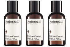 Perricone MD Nutritive Cleanser, 2 Oz (3 Pack)