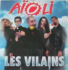 CD SINGLE 2t AIOLI / LES VILAINS