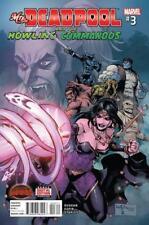 Mrs. Deadpool & Howling Commandos #3 SWA VF/NM