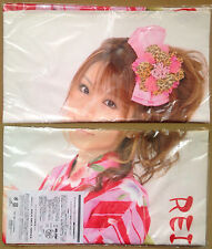 Morning Musume Tanaka Reina pack unopened Micro Fiber Sport Towel japanese idol2
