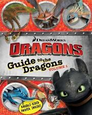 Guide to the Dragons Volume 1 (How to Train Your Dragon TV) - Good - Testa, Magg