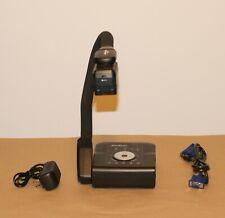 Avermedia Avervision Cp130 Portable Flexible Camera Ntsc Ac Adapter Amp Vga Cord