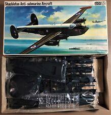 FROG F172 - SHACKLETON ANTI-SUBMARINE AIRCRAFT - 1/72 PLASTIC KIT