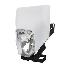 Universal Motorcycle Headlight Head Light For Honda Yamaha Husqvarna Dirt Bike