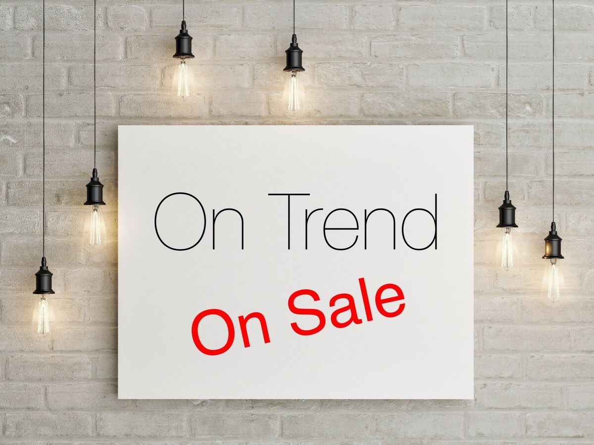 On Trend On Sale