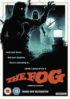 The Fog [DVD] [2018] [DVD][Region 2]