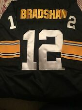 Throwback Terry Bradshaw Pittsburgh Steelers NFL Football Jersey Shirt Mens 56