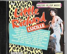 CD COMPIL 17 TITRES--LITTLE RICHARD--LUCILLE...