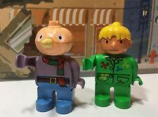 LEGO Duplo Bob The Builder Wendy & Naughty spud figure brand new