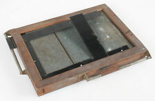 KODAK WOODEN PRINTING FRAME FOR 4X5, 3 1/4 X 5 1/4, AND SMALLER