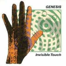 Genesis Invisible Touch 2007 Remaster & Stereo Mix CD NEW