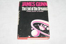 The End of the Dreams: Three Short Novels about Space, Happiness, and Immorta...