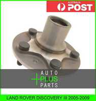 Fits LAND ROVER DISCOVERY III Rear Wheel Bearing Hub