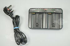 READ! 🔥 Genuine Canon LC-E4 Battery Charger EOS-1Ds III 1D Mk IV LP-E4 LP-E4N +