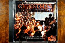 The Sound Of Christmas  -  Used  VG, CD