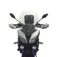 Yamaha MT-09 FZ09 900 Tracer Touring Windshield Windscreen Deflector 2015 2017