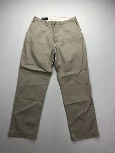 RALPH LAUREN PROSPECT PANT Chino Trousers - W32 L30 - Great Condition - Men's