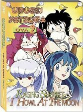 Urusei Yatsura - Ova #2 - Raging Sherbert & I Howl at the Moon  Anime (DVD) RARE
