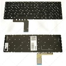 Teclado para portátiles Lenovo Ideapad 110-15Acl Black (Without Frame)