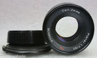 VERY CLEAN Carl Zeiss Planar 50mm f1.7 T* Camera Lens Contax Yashica 1:1.7 C/Y