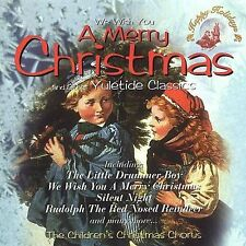 Various Artists : We Wish You a Merry Christmas & Other Cl CD