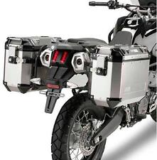 GIVI SIDE LUGGAGE CARRIER pl2105cam Trekker Outback Yamaha XTZ 660 Tenere 08