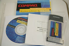 Compaq Wireless Cards and Access Point - Retro Computing Models