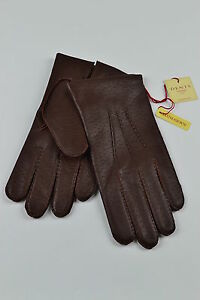 Dents Mens Kent Leather Gloves. Black,Brown,English tan.5-1561 imitation peccary