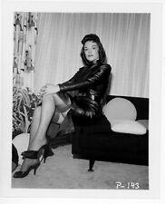 VINTAGE  STOCKING MODELS PHOTO SET BURLESQUE 50s 60s 70s STOCKINGS SUSPENDERS