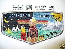 OA Lenapehoking Lodge 9,S-4b,Totem Pole,14,178,286,359,Northern New Jersey Cl,NJ