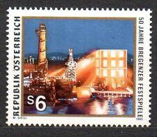 Austria - 1995 50 years Bregenz festival Mi. 2160 MNH