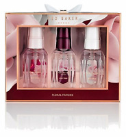 Ted Baker Floral Fancies Body Spray Trio - Gift Set Ladies Especially For Xmas