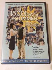 (500) Days of Summer (DVD, 2009)