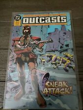 DC Comics Outcasts #2 Copper Age