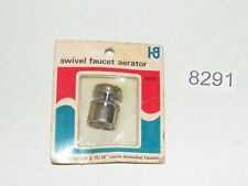 """Swivel Faucet Aerator Fits Most Outside Threaded & 15/16"""" Inside Thread Faucet"""
