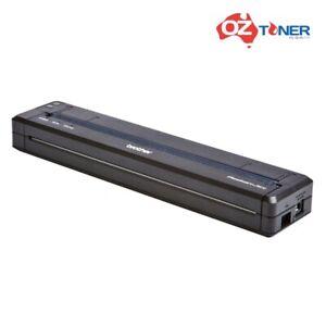 Brother PJ-722 A4 Portable Mobile Printer Bundle Pack Direct Thermal N8AJ00039
