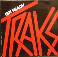 "TRAKS - GET READY 12"" LP N. 671"